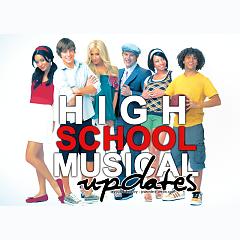 High School Musical 1,2,3 -