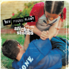 Sticks And Stones (Bonus Disc) - New Found Glory