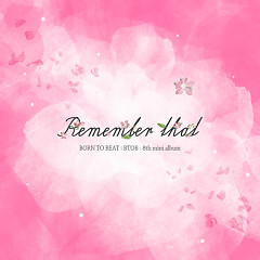 Remember That (Mini Album Vol.8) - BTOB