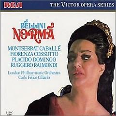 Vincenzo Bellini - Norma CD1 - Montserrat Caballe