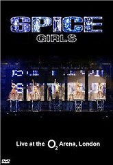 Live At The O2 Arena In London (Full Set) (Live) (CD1) - Spice Girls