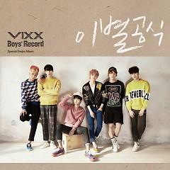 Boys' Record - VIXX