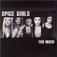 Too Much (UK CD2) (Singles) - Spice Girls