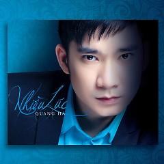 Album Nhiều Lúc - Quang Hà