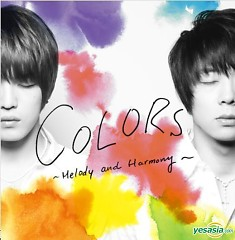 Color, Melody And Harmony - JYJ