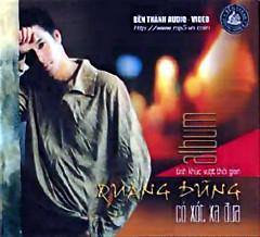 Album Cỏ Xót Xa Đưa - Quang Dũng