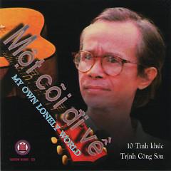 Album Một Cõi Đi Về - Phương Thanh,Hồng Nhung,Thanh Thúy,Lan Phương