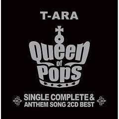 Album Queen Of Pops (CD1) - T-ARA