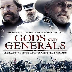 Album God And Generals OST (CD1) - Randy Edelman