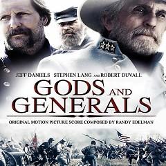 Album God And Generals OST (CD2) - Randy Edelman