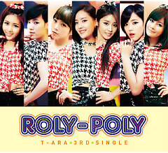Roly Poly (Jacket B) - T-ARA