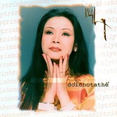 Album Đời Cho Ta Thế - Khánh Ly,Trịnh Công Sơn