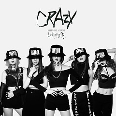 Crazy (Mini Album) - 4MINUTE