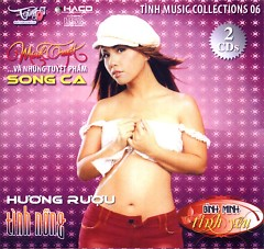 Album Hương Rượu Tình Nồng - Minh Tuyết
