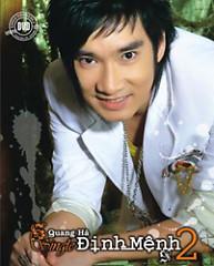 Album Định Mệnh 2 - Quang Hà