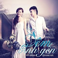 Đêm Bình Yên - Single - Vy Oanh ft. Quang Hà