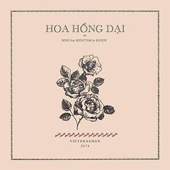Album Hoa Hồng Dại - Binz, KanDy, Ken Tamz