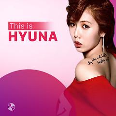 Album  - HYUNA