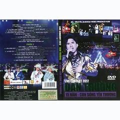 Live Concert Đan Trường 15 Năm - Con sóng yêu thương - Đan Trường -