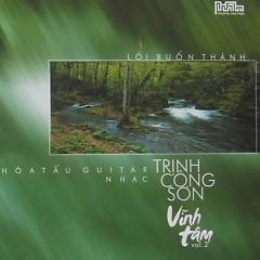 Album Hòa Tấu Guitar Nhạc Trịnh Công Sơn: Lời Buồn Thánh - Vĩnh Tâm