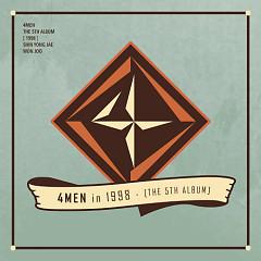 4MEN The 5th Album (1998) - 4Men