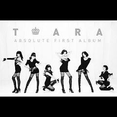 Album Absolute First Album - T-ARA