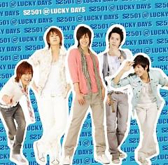 Lucky Days - SS501