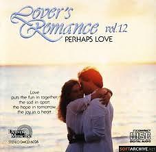 Lover's Romance Vol.12 - Perhaps Love - Various Artists