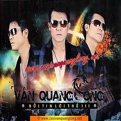 Album Bởi Tin Lời Thề 3 - Vân Quang Long