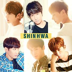Album She Said (Single) - Shinhwa