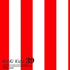 39 CD3 TSUYOSHI'S FAVORITE - Kinki Kids