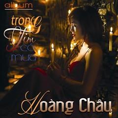 Album Trong Tim Có Mưa - Hoàng Châu