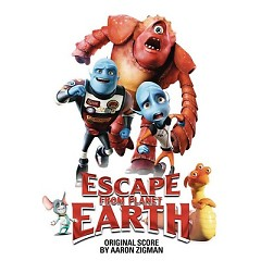 Escape From Planet Earth OST (Pt.1) - Aaron Zigman