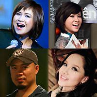 Giải Cống Hiến 2011 - Various Artists
