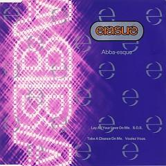 Album Abba-Esque (Singles) - Erasure
