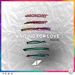 Waiting For Love (EP Remixes) - Avicii