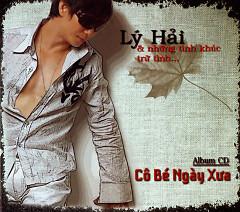 Album Cô Bé Ngày Xưa - Lý Hải
