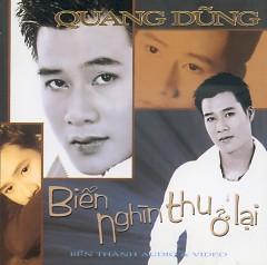 Album Biển Nghìn Thu Ở Lại - Quang Dũng