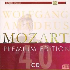 Premium Edition - Mozart (CD10) - Various Artists