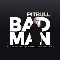 Bad Man (Single) - Pitbull,Robin Thicke,Joe Perry,Travis Barker