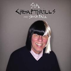 Cheap Thrills (Single) - Sia,Sean Paul