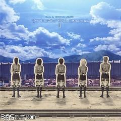 Shingeki no Kyojin Original Soundtrack II - Hiroyuki Sawano