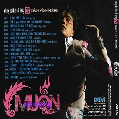 Album Những Bài Hát Nổi Tiếng 3 - Đàm Vĩnh Hưng