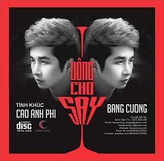 Album Uống Cho Say - Bằng Cường