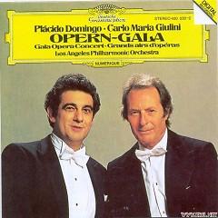Opera Gala - Placido Domingo ft. Carlo Maria Giulini
