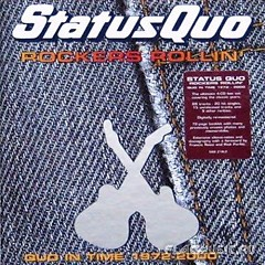 Rockers Rollin' Quo In Time 1972 - 2000 (CD5) - Status Quo