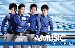 Album Ký Ức Anh Và Em - V.Music Band