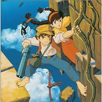 Album Castle In the Sky Soundtrack - Joe Hisaishi