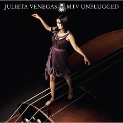 Album MTV Unplugged - Julieta Venegas