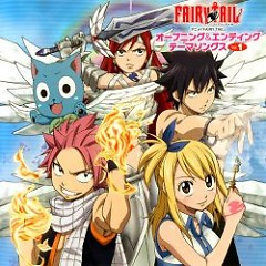 Album Fairy Tail Opening & Ending Theme Songs Vol.1 - Various Artists